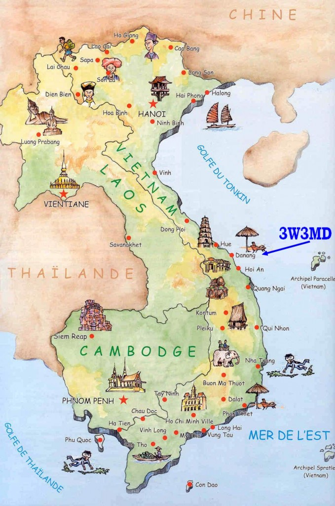 Vietnam carte2